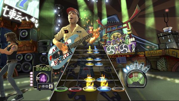 Guitar Hero игра