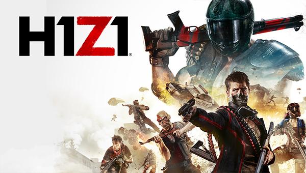 H1Z1 игра