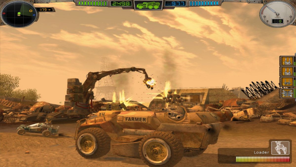 Hard Truck Apocalypse / Ex Machina игра