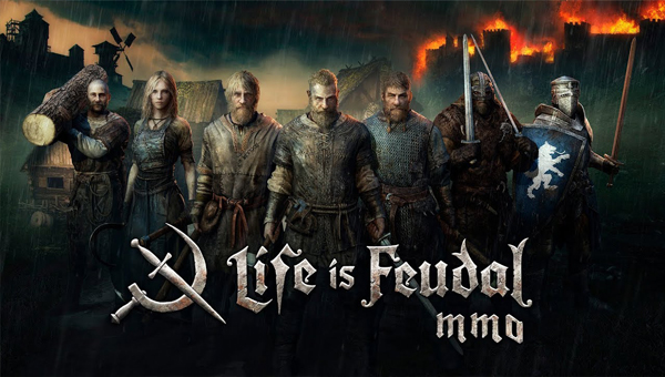 Life is Feudal: Your Own игра
