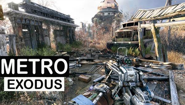 Metro Exodus игра