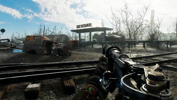 Metro игра