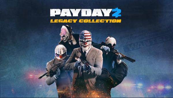 PayDay 2 игра