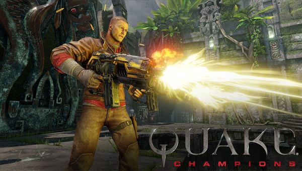 игра Quake Champions