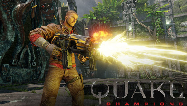 Quake игра