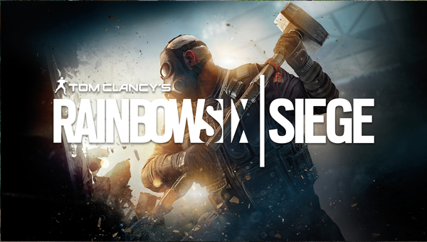 Rainbow Six Siege игра