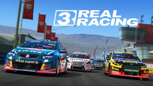 Real Racing 3 игра
