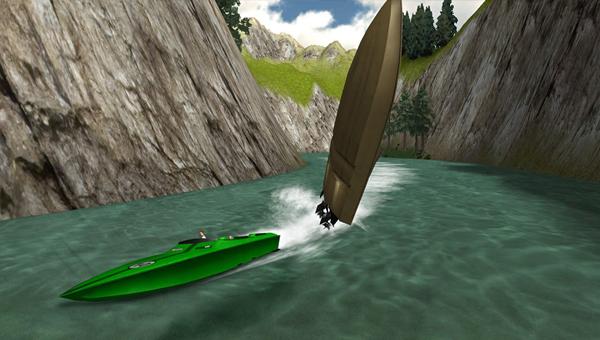 Speedboat Challenge игра