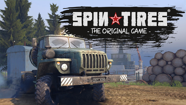 Spintires игра