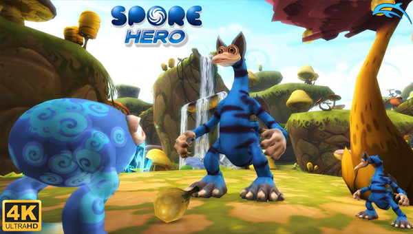 Spore игра