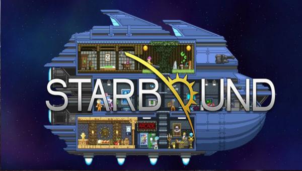 Starbound игра