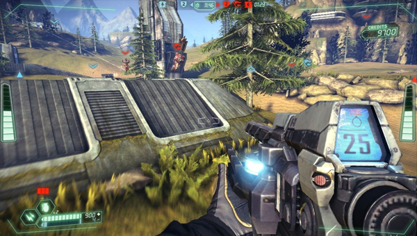 TRIBES: ASCEND игра шутер
