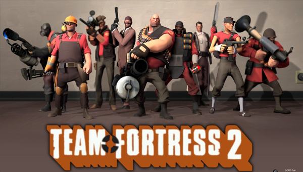 Team Fortress 2 игра