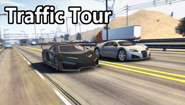 Traffic Tour игра