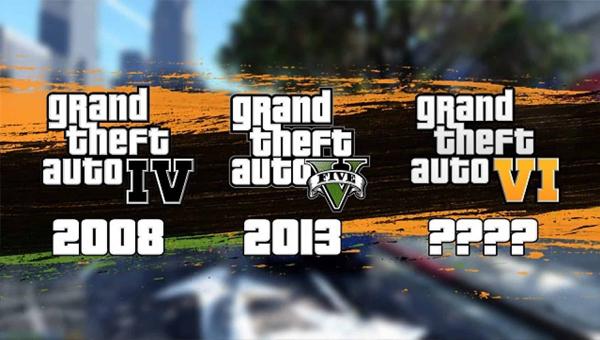 По последней информации до релиза GTA 6 ещё очень далеко