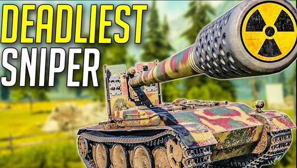 Снайпер танки