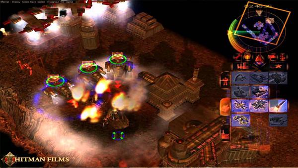 Emperor: Battle for Dune игра