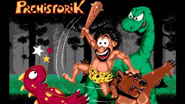 Prehistorik I (1991) и II (1993)