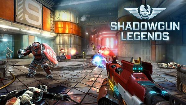 Shadowgun Legends игра