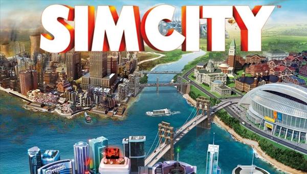 SimCity 2000 (1993) и 3000 (1999)