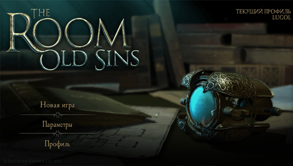 The Room: Old Sins игра