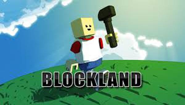 Blockland игра