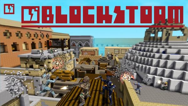 Blockstorm игра