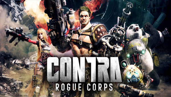 Contra: Rogue Corps игра