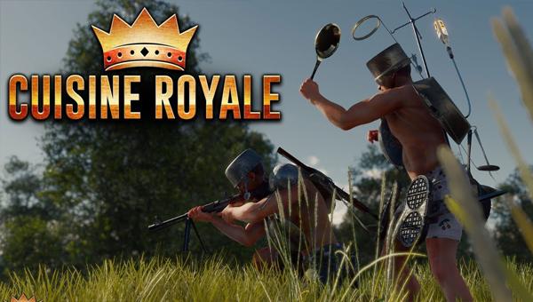игра Cuisine Royale