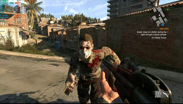Dying Light игра