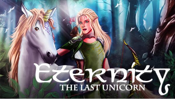 Eternity: The Last Unicorn игра