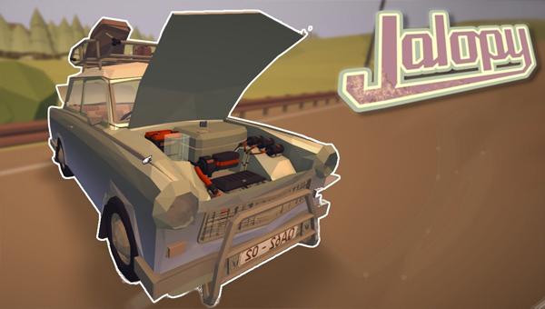 Jalopy автостимулятор