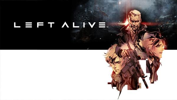 Left Alive игра