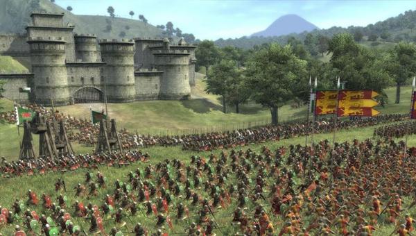 игра MEDIEVAL: TOTAL WAR