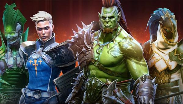 Обзор игры Raid: Shadow Legends - играть онлайн бесплатно