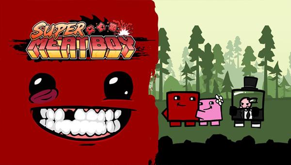 Super Meat Boy игра