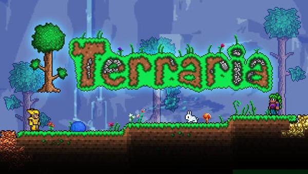Terraria, Starbound игры