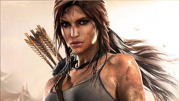 Tomb Raider лара