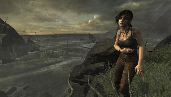 лара крофт Tomb Raider