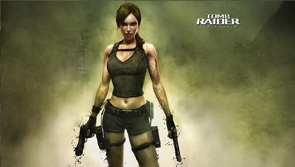 Tomb Raider лара крофт