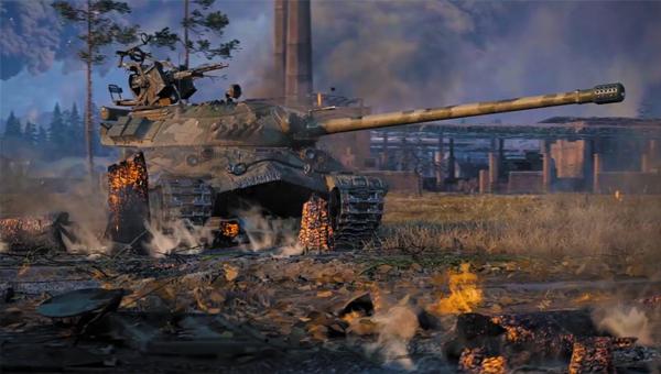 buhf World of Tanks