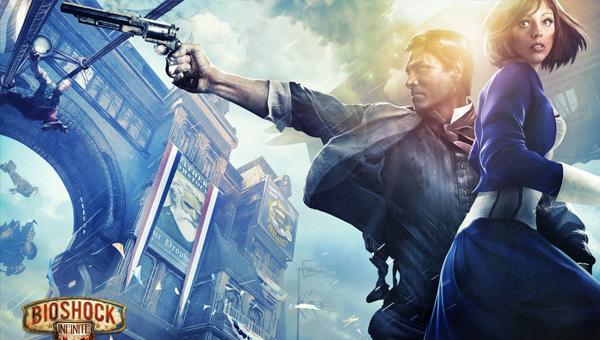 BioShock Infinite игра