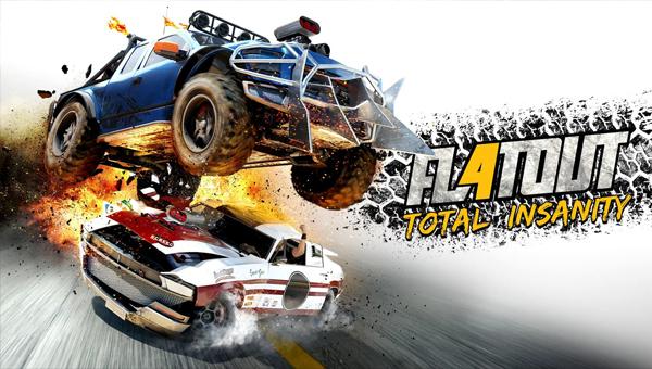 игра Flatout 4:Total Insanity
