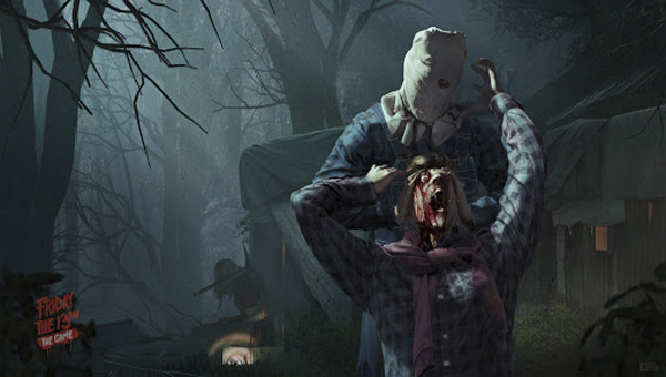 Friday the 13th игра