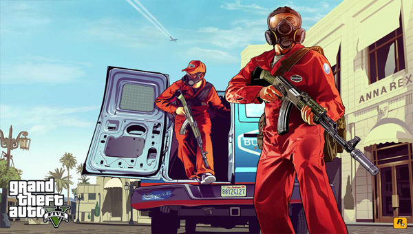 GTA 5 игра