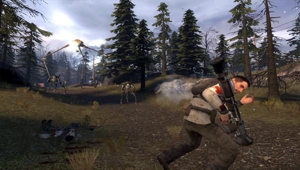 Half-Life 2: Episode Two игра