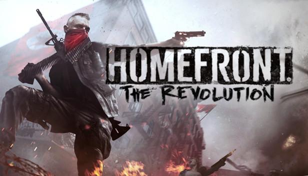 игра Homefront:Revolution