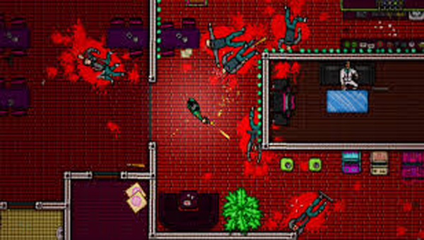 Hotline Miami игра