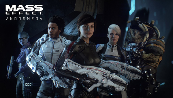 игра Mass Effect: Andromeda