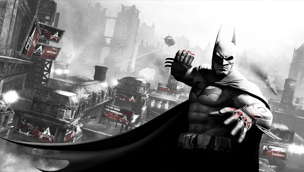 Batman: Arkham City игра